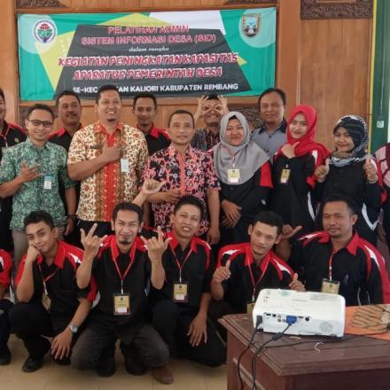 Sebanyak 23 desa mengikuti pelatihan admin Sistem Informasi Desa (SID)